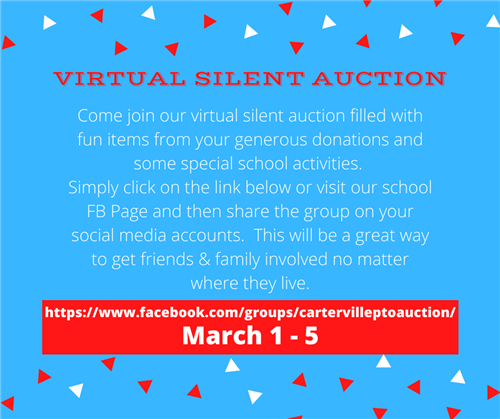 virtual auction graphic
