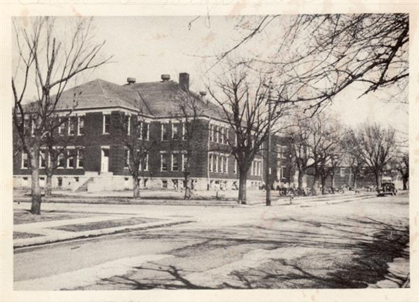 1948 Image of Central School