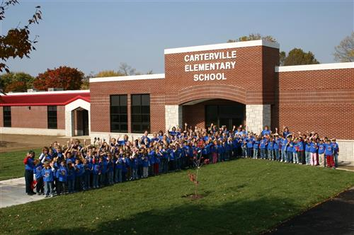 2007-2008 Image of Carterville Elementary School