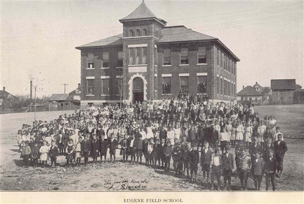 1906 Eugene Field School